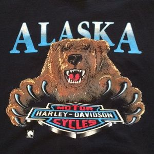 Harley Davidson Alaska T-Shirt
